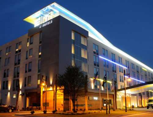 Aloft Charleston Airport